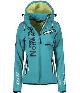 Outdoorjacke Damen 12
