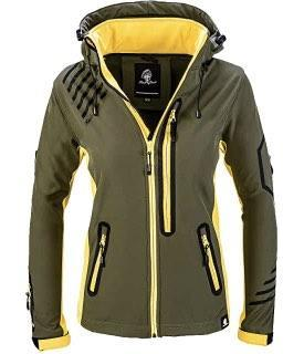Outdoorjacke Damen 3